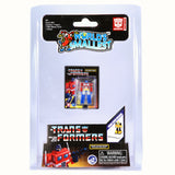Transformers - World's Smallest Set of 3 Micro Action Figures