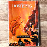 The Lion King Instruction Manual
