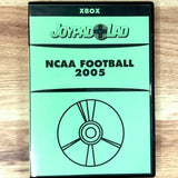 NCAA Football 2005 / Top Spin