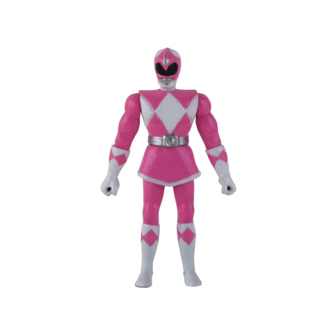 Pink Ranger - Power Rangers - World's Smallest Micro Action Figure
