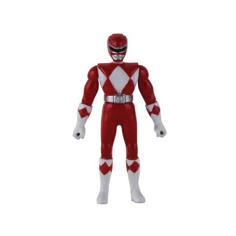 Red Ranger - Power Rangers - World's Smallest Micro Action Figure