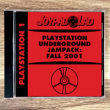 PlayStation Underground Jampack Fall 2001