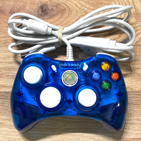 PDP Rock Candy Xbox 360 Wired Controller