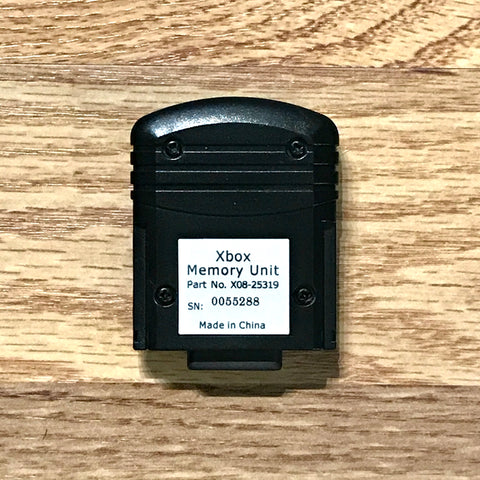 Xbox (8MB) Memory Card Unit