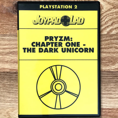 Pryzm: Chapter One - The Dark Unicorn