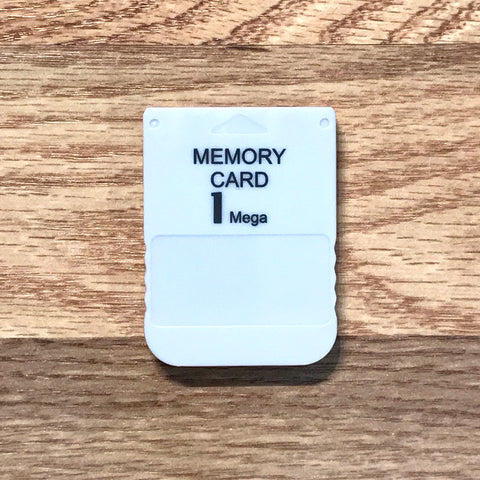 Generic PlayStation 1 15 Block (1MB) Memory Card