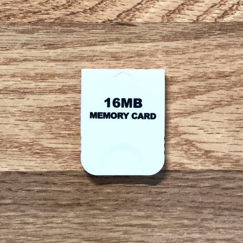 Generic GameCube 251 Block (16MB) Memory Card