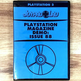 PlayStation Magazine Demo: Issue 88