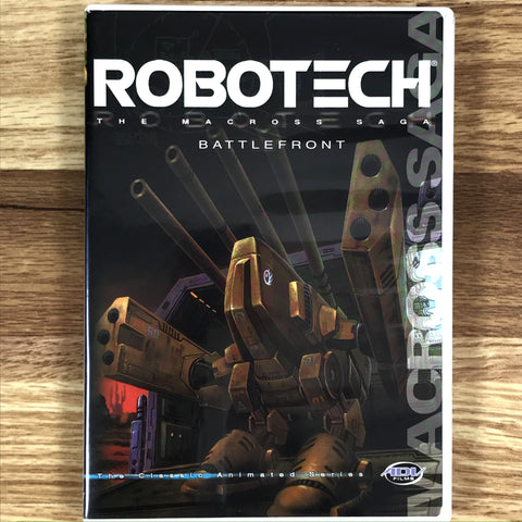 Robotech: The Macross Saga - Battlefront- Vol. 4