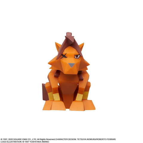 Red XIII - Final Fantasy VII - Polygon Figure