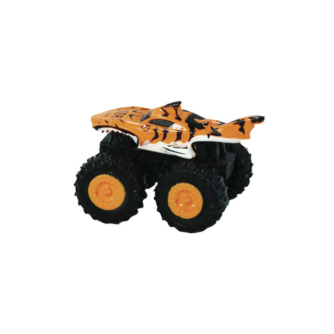 Tiger Shark - Hot Wheels Monster Trucks - Series 2 - World's Smallest