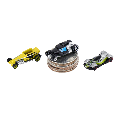 Hot Wheels - Series 6 - World's Smallest Set of 3