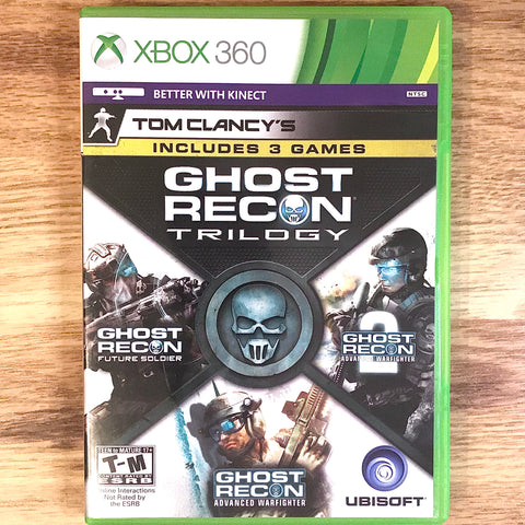 Tom Clancy's Ghost Recon Trilogy
