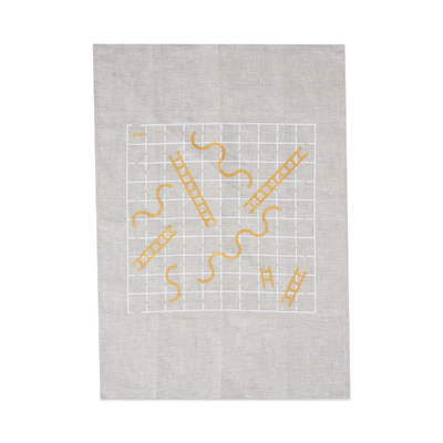 Tea Towel Play Game