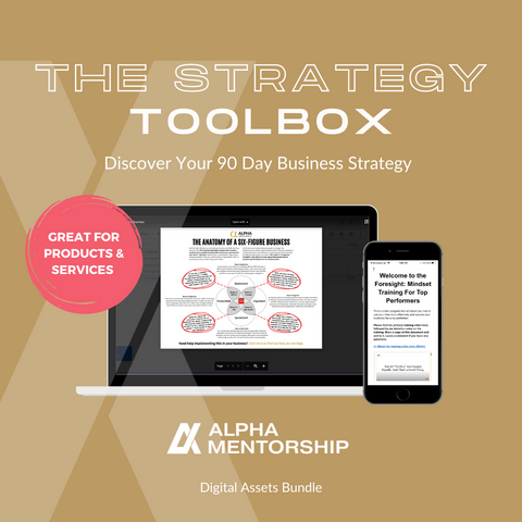 The Strategy Toolbox