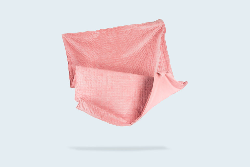 Pink Serenity Weighted Blanket - Serenity Blankets