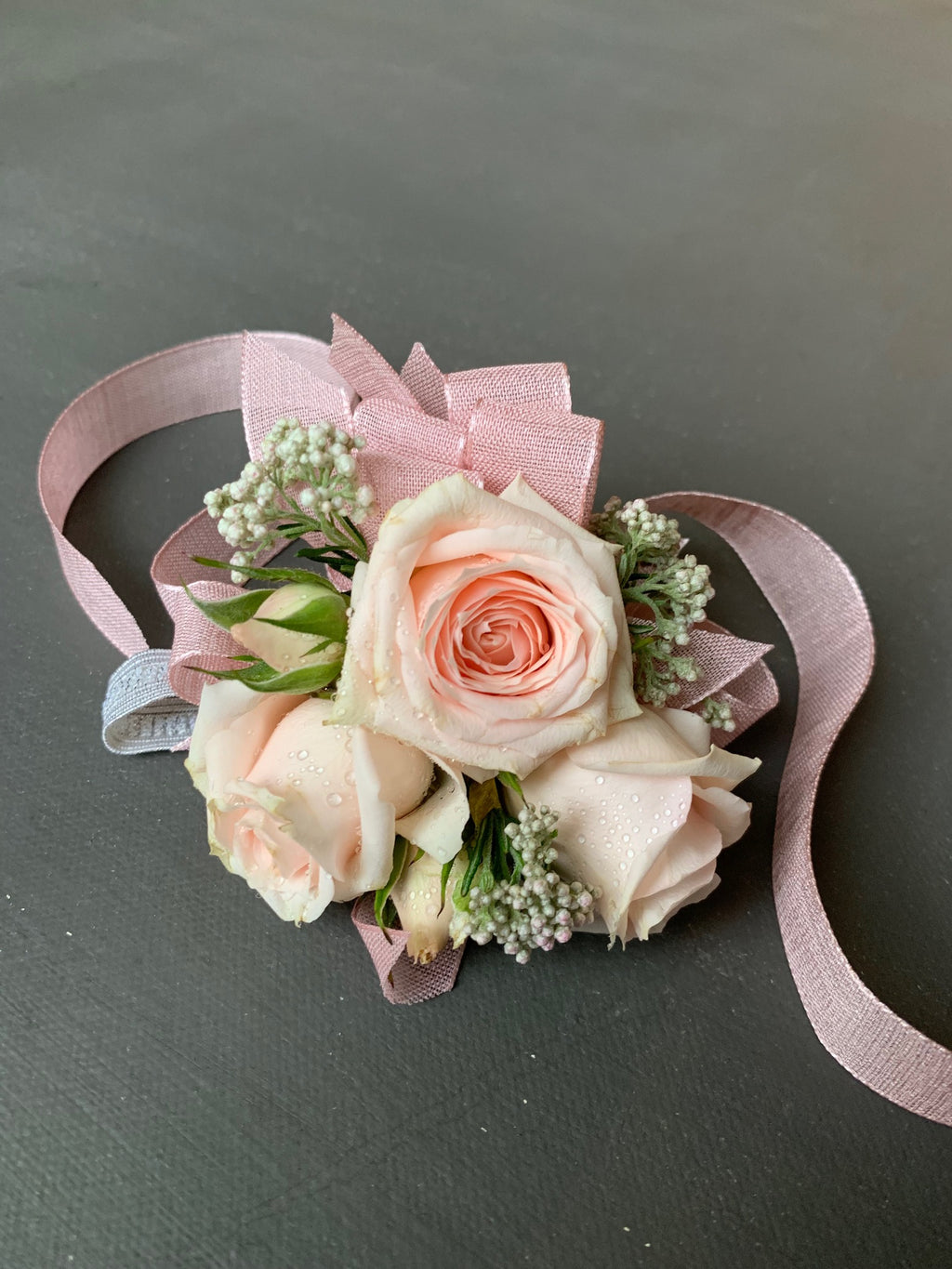 Microwedding x Elopement Corsage