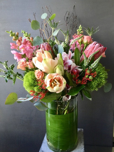 shop.balconi.ca Vase Arrangement Sorbet