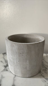 Concrete pot 2