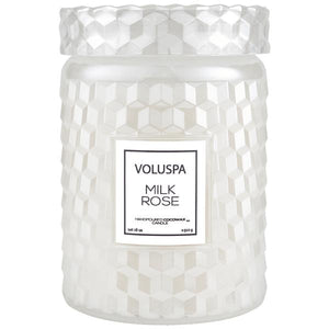 Voluspa Candle - Milk Rose