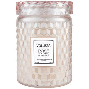 Voluspa Candle - Rose Colored