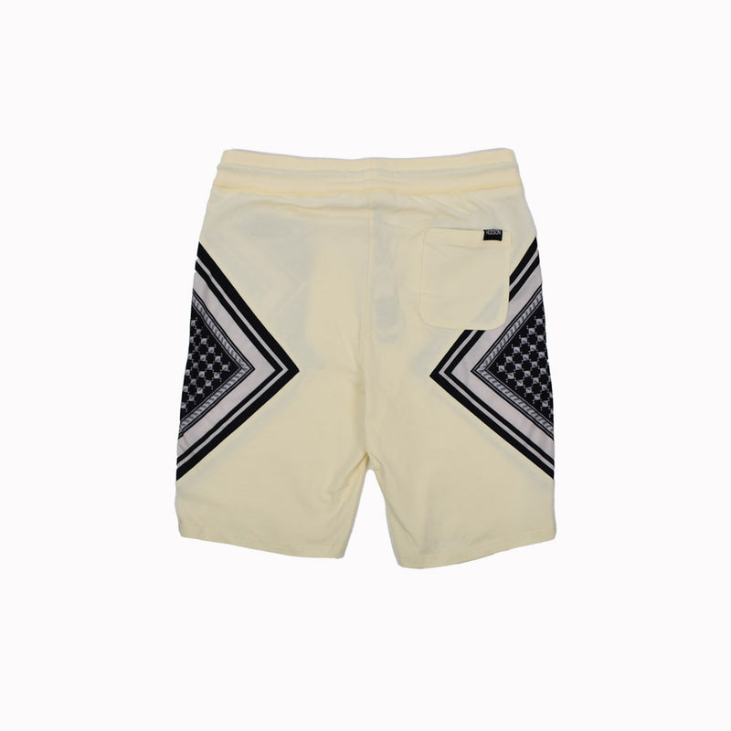 Hudson Outerwear Shorts H35399-CRM-WH - Georgios Clothing Store