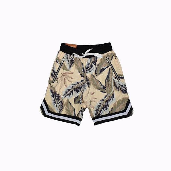 Crysp Denim Swim Shorts CRYSU119-129-WH