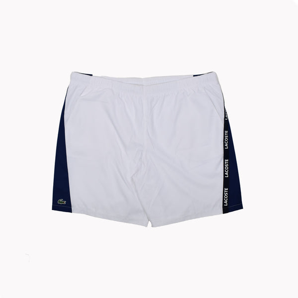 Lacoste Athletic Shorts GH8652-51-WH - Georgios Clothing Store