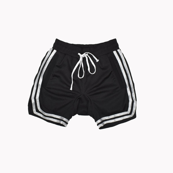 Lifted Anchors Abra Shorts LASM2-4-WH - Georgios Clothing Store
