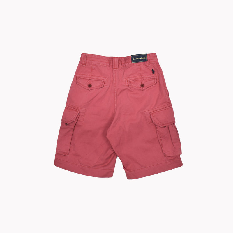 Polo Ralph Lauren Cargo Shorts-WH - Georgios Clothing Store