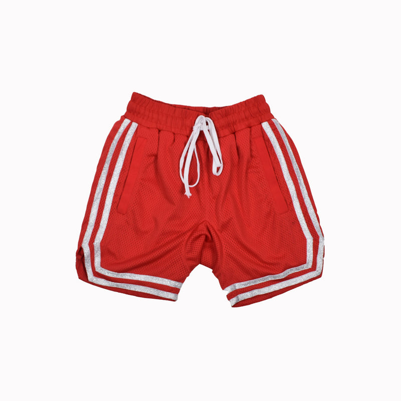 Lifted Anchors Abra Shorts LASM2-5-WH - Georgios Clothing Store