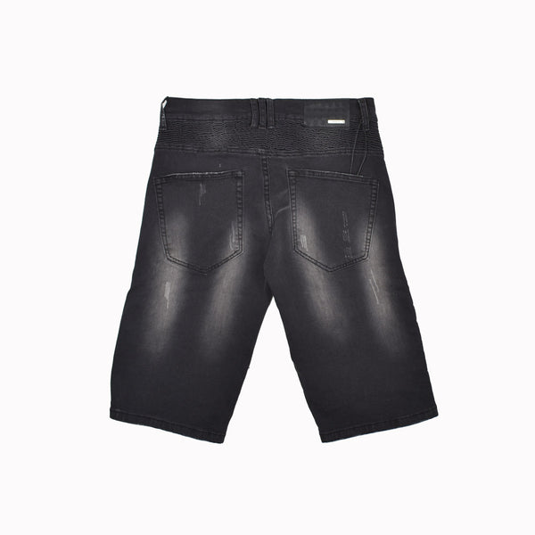 Rawyalty Denim Shorts RJS-7-WH