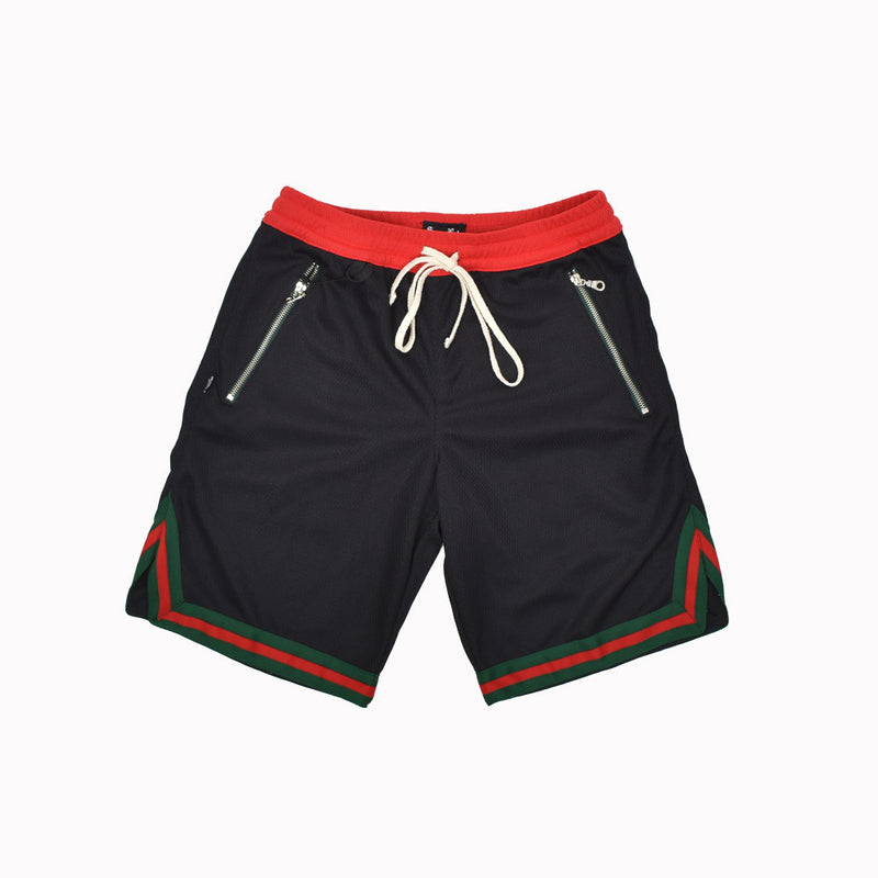 StoneVale Gym Shorts SD2317-WH - Georgios Clothing Store