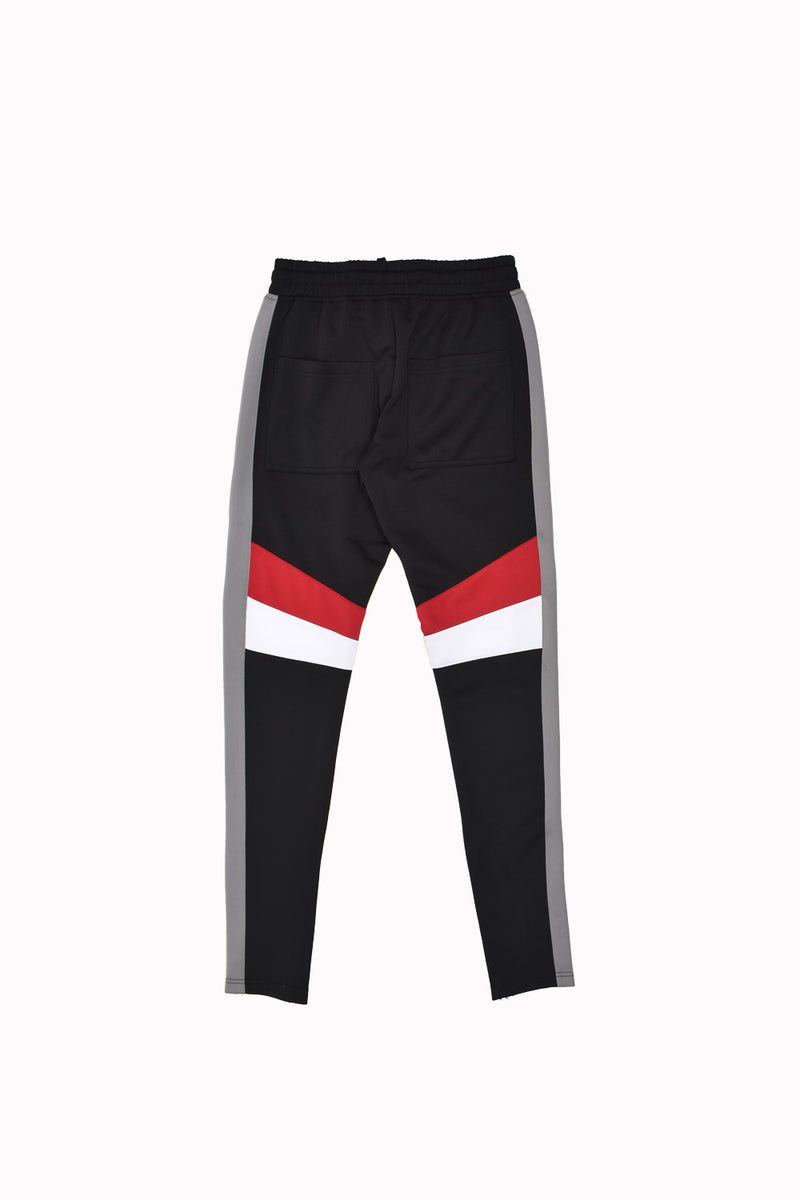 Karter Collection Track Pants KRTRFA18-4-WH - Georgios Clothing Store
