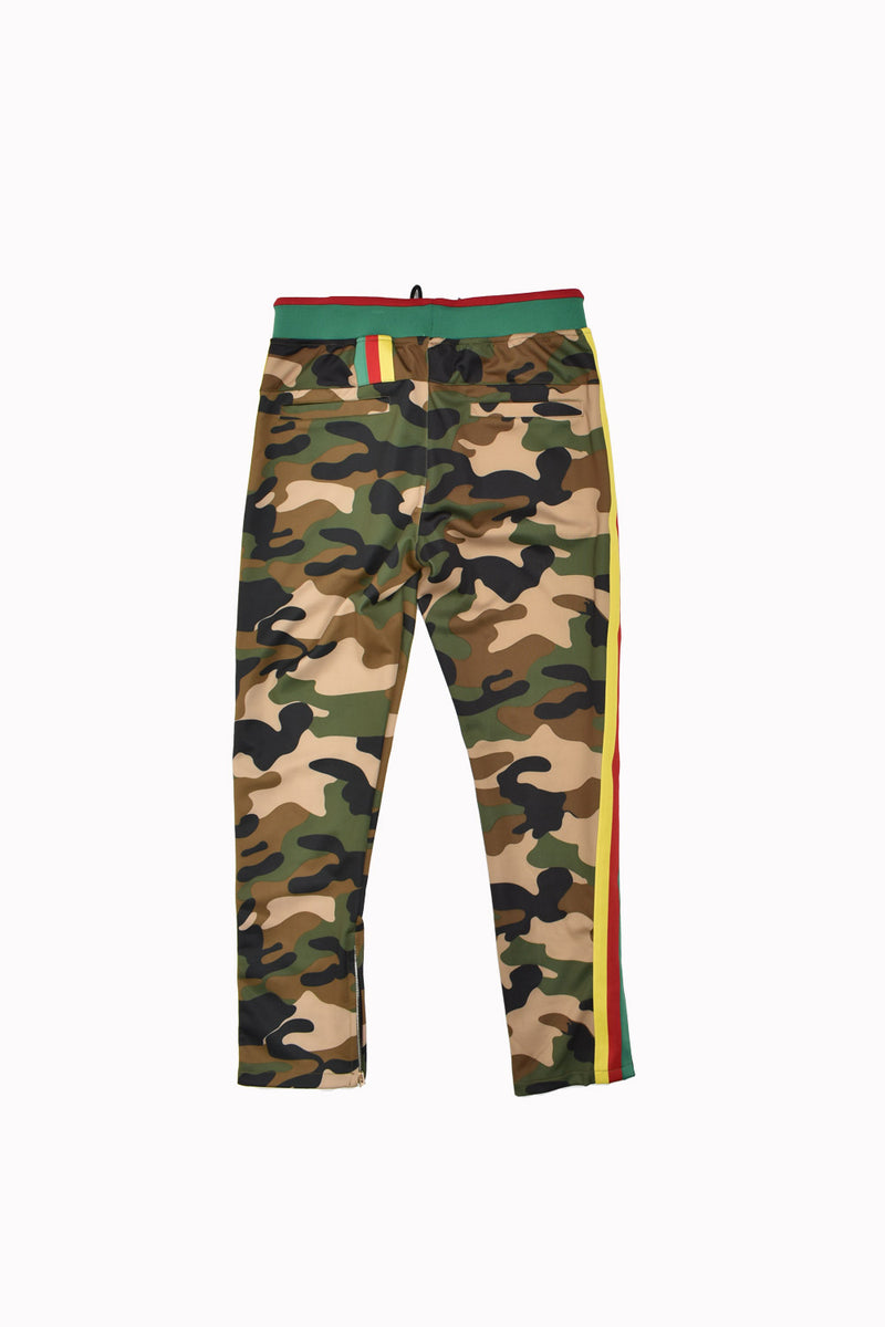 Reason Graphic Track Pants F9-32-C-WH - Georgios Clothing Store
