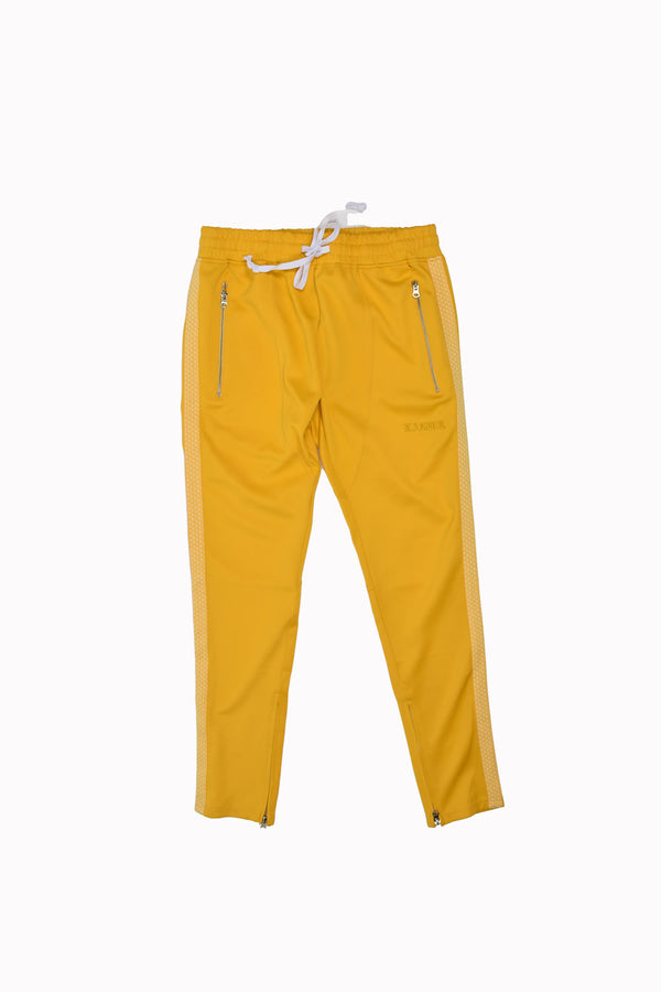 Karter Collection Track Pants KRTRFA18-17-WH