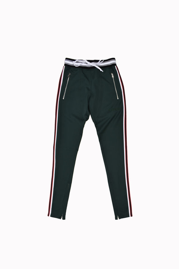 Karter Collection Track Pants KRTRFA18-37-WH - Georgios Clothing Store