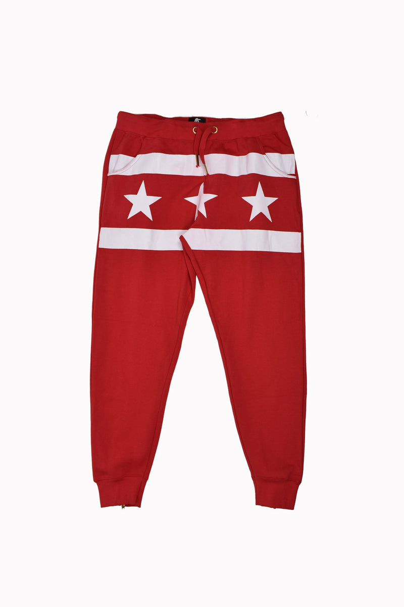 Effay Sweatpants FASP2-WH - Georgios Clothing Store
