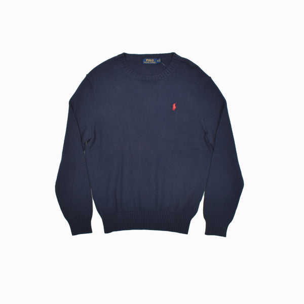 Polo Ralph Lauren Crew Neck Sweater 0186174GH-WH