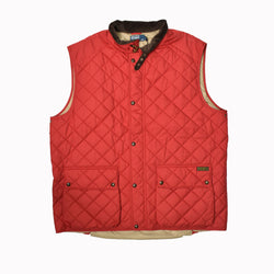 Polo Ralph Lauren Big & Tall Quilted Vest 72907879EVVV-WH