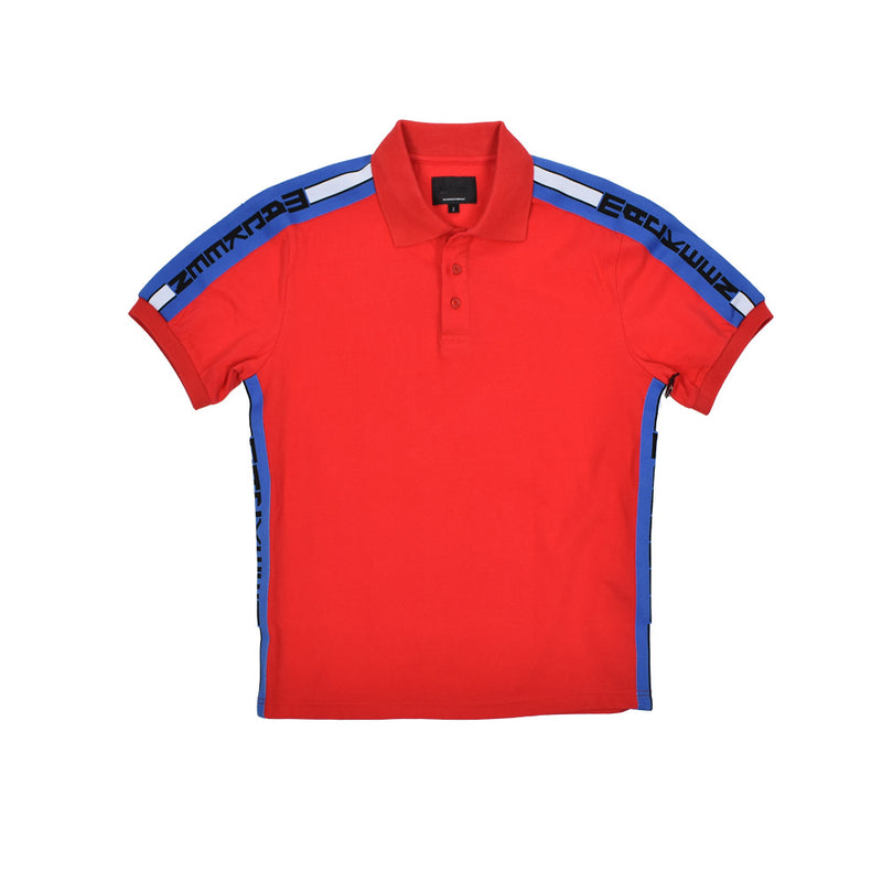 Mackeen Polo Shirt MK400CLAY-WH