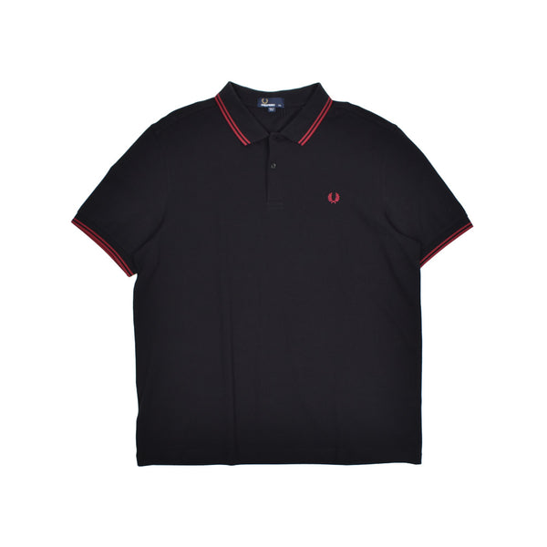 Fred Perry Polo Shirt M3600-WH - Georgios Clothing Store