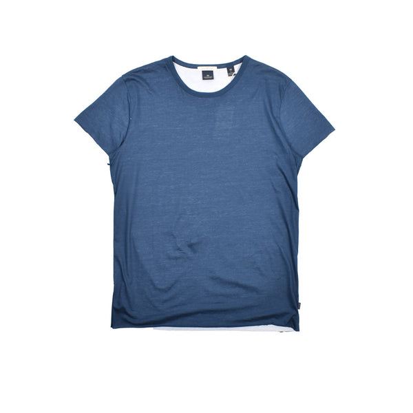 Scotch & Soda Cotton T-Shirt 136450-WH - Georgios Clothing Store