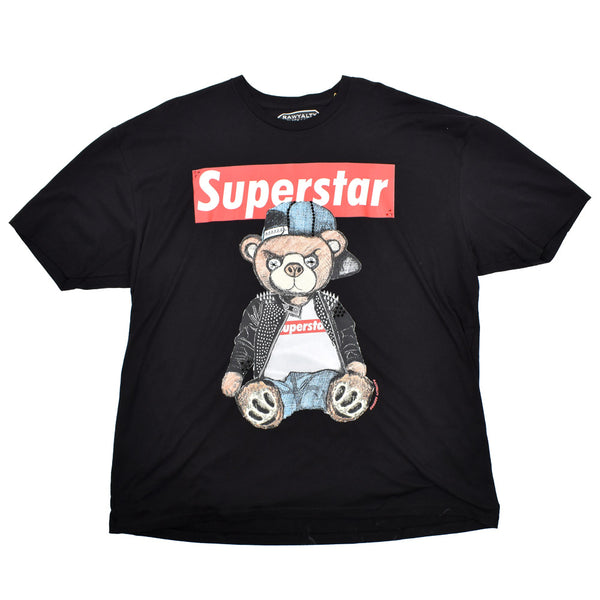 Rawyalty Superstar T-Shirt RMT-000-WH - Georgios Clothing Store