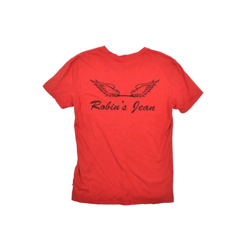 Robin's Jean Jersey T-Shirt M1403-774-WH