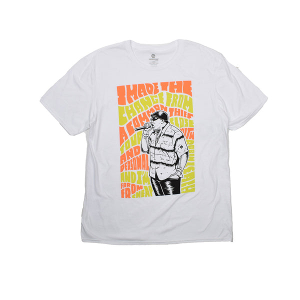 ElbowGrease Biggie Graphic T-Shirt EGTS220-01 - Georgios Clothing Store
