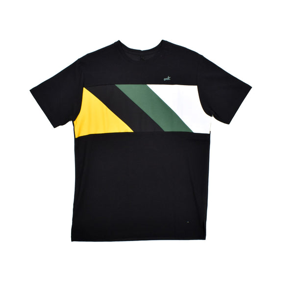 Akoo Flag T-Shirt 791-308-WH - Georgios Clothing Store
