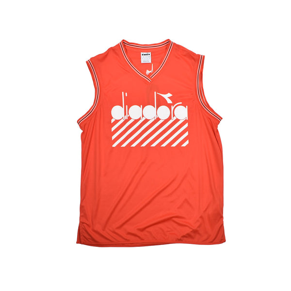 Diadora Barra Tank Top 502.174353 -WH