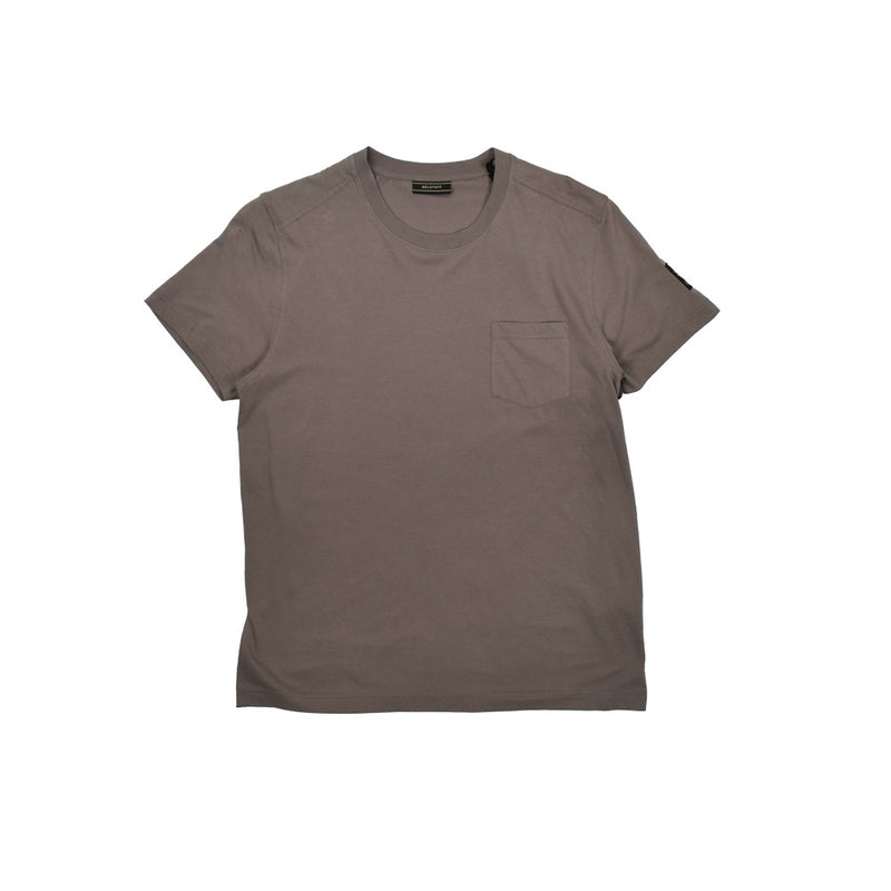 Belstaff Pocket T-Shirt 71140178-J61 -WH - Georgios Clothing Store
