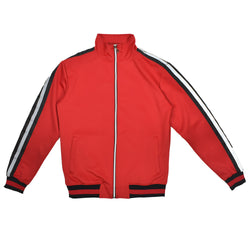 Hudson Outerwear 3M Strip Track Jacket H4051894 -WH - Georgios Clothing Store